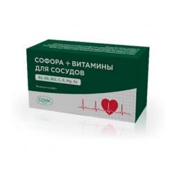 Соик Софора + Витамины для сосудов