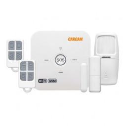 Wi-Fi/GSM сигнализация CARCAM GSM ALARM KIT