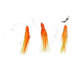 Октопус Spro Rig Orange/Yellow №6/0