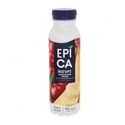 Йогурт EPICA вишня - банан