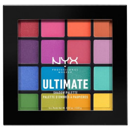 NYX, ultimate shadow palette
