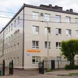 Родильное отделение городской больницы № 16