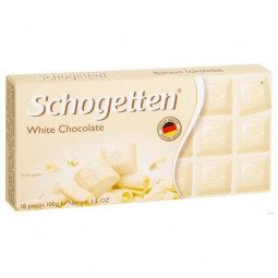 Schogetten White белый порционный