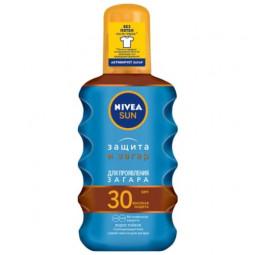 Nivea Sun Защита и загар SPF 30