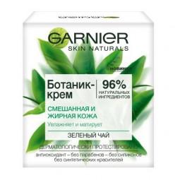 Garnier, Ботаник-крем Зелёный чай
