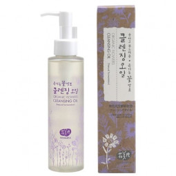 Organic Flowers Cleansing Oil от Whamisa