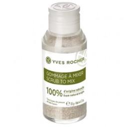 Yves Rocher Gommage a Mixer Scrub to Mix