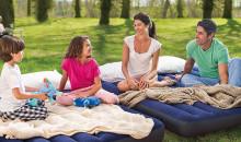 Рейтинг лучших надувных матрасов 2020 года для сна и не только