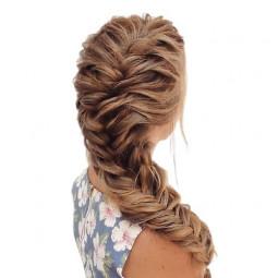 Многослойная коса