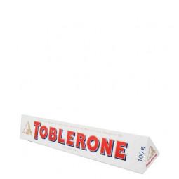 Toblerone белый с мёдом и миндальной нугой