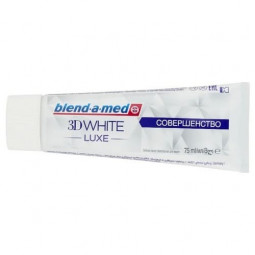 Blend-a-med White Luxe 3D