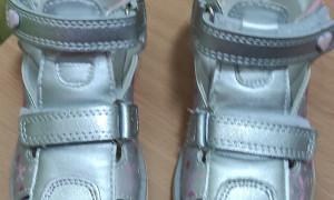 Анатомически правильная детская обувь