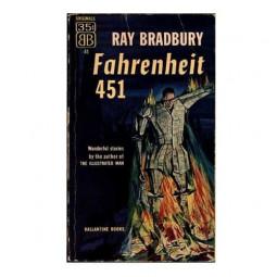 «451° по Фаренгейту», Рэй Дуглас Брэдбери