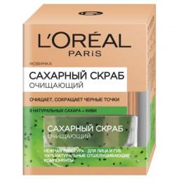 L'Oreal Paris «Сахарный скраб для лица»