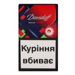 Сигареты Davidoff Reach Fusion