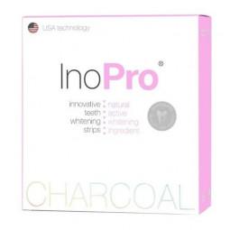 InoPro отбеливающие полоски Charcoal