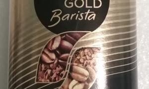 Молотый кофе в растворимом Nescafe Gold Barista
