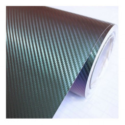 Scorpio Premium Хамелеон 3D карбон зелёный Voguard
