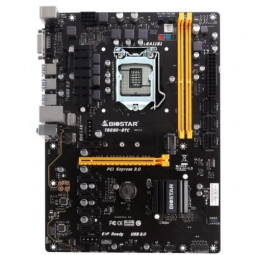 Biostar Motherboard TB250-BTC LGA 1151
