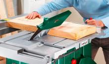 Деревянные детали, необходимые для изготовления мебели и строительства дома: рейтинг лучших распиловочных станков 2020 года