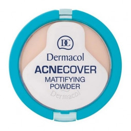 Dermacol, Пудра компактная Acnecover Mattifying Powder