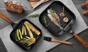 Для новичков и профессионалов: рейтинг лучших сковородок-гриль 2020 года
