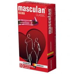 Masculan, Classic Sensitive
