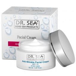 Dr. Sea Anti-Wrinkle Facial Cream