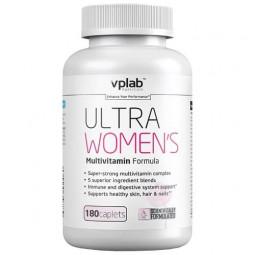 Минерально-витаминный комплекс vplab Ultra Women's