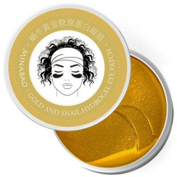 Minabao Gold and Snail Hydrogel