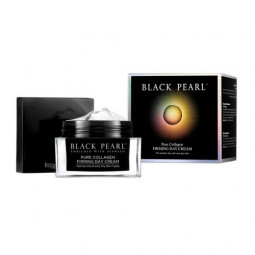 Black Pearl Pure Collagen Firming Day Cream