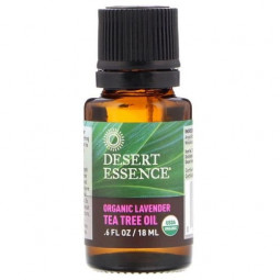 Desert Essence Organic Lavender Tea Tree Oil
