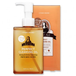 Real Art Perfect Cleansing Oil от Etude House