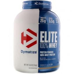 Dymatize Nutrition Elite 100 % Whey 2,3 кг