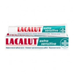 Lacalut Extra Sensitive