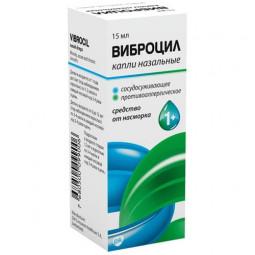 GSK CONSUMER HEALTH Виброцил