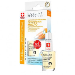 Масло Eveline Cosmetics Nail Therapy Professional