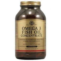 Solgar Omega-3 fish oil concentrate