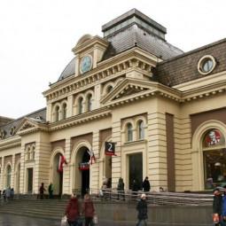 Магазин на Павелецкой площади д. 1А