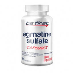 Be First, Agmatine Sulfate