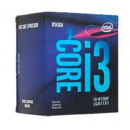 Core i3 Coffee Lake