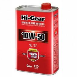 Hi-Gear 10W-50 SL/CF