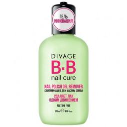 DIVAGE Гель для снятия лака BB NAIL CURE Eveline Cosmetics