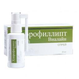 Esco Pharm Хлорофиллипт-Виалайн