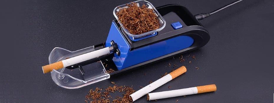 Электронная машинка diy для набивки сигарет купить магазины табачных изделий иркутск