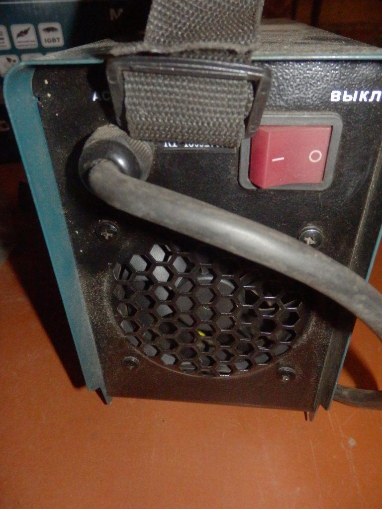 Сварочный инвертор, работающий при пониженном напряжении