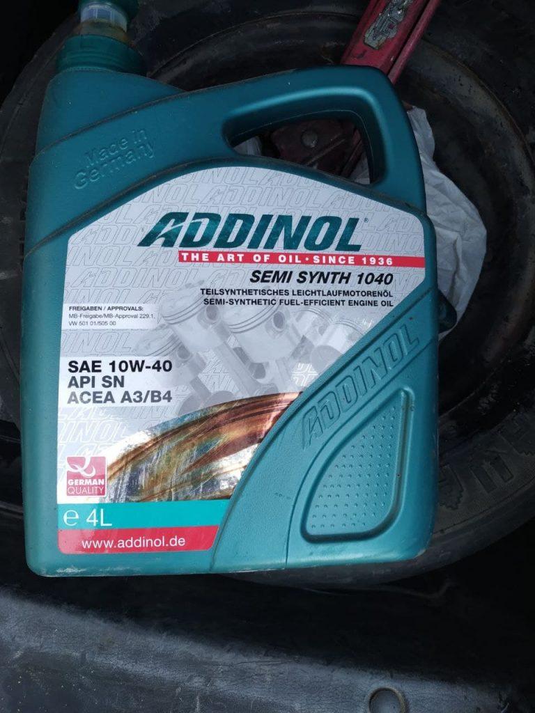 Отличное недорогое масло для мотора