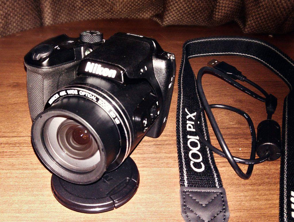 Бюджетный фотоаппарат хорошего качества для фотолюбителей - Nikon Сооlрiх b500.