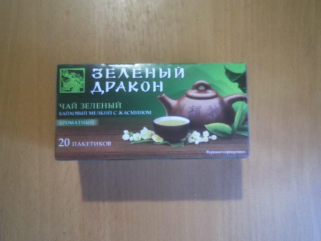 Вкусный и недорогой зелёный чай