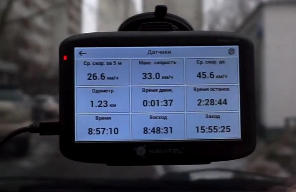 Бюджетная модель GPS- навигатора с хорошими функциями.